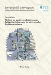 Methode zur synchronen Erstellung von Feldgeräte-Software und elektronischen Gerätebeschreibung-0