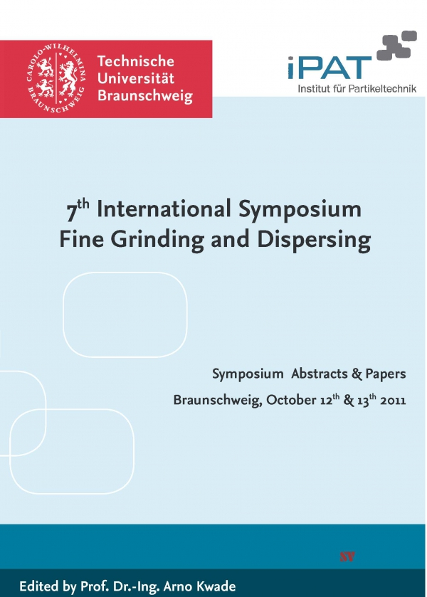7th International Symposium Fine Grinding and Dispersing-0