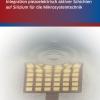 Integration piezoelektrisch aktiver Schichten auf Silizium für die Mikrosystemtechnik-0