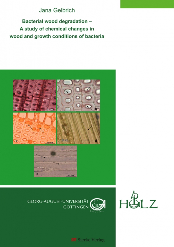 Bacterial Wood Degradation - A Study of Chemical Changes in Wood and Growth Conditions of Bacteria-0