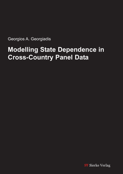 Modelling State Dependence in Cross-Coundry Panel Data-0