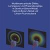 Nichtlineare optische Effekte, Lumineszenz und Phasenübergänge in Strontium-Barium-Niobat, Calcium-Barium-Niobat und Lithium-Fluorooxoborat-0