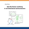 Spin-flip Raman scattering in low-dimensional semiconductors-0